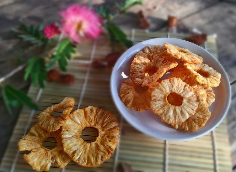 สับปะรดกรอบ 65 กรัม ตรา Beefruits
