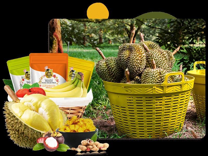 Chanthaburi Fruit Products