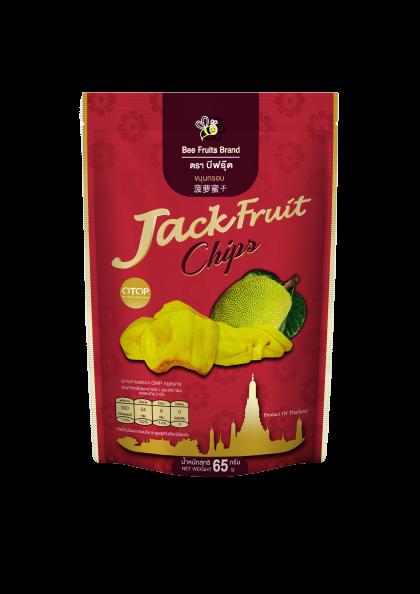 ขนุนกรอบ 65 กรัม ตรา Beefruits